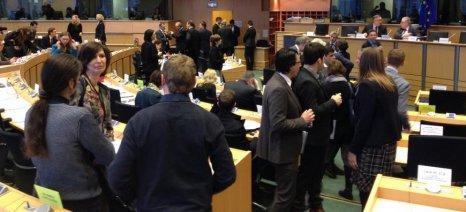 Συνεδρίαση Χόγκαν με ευρωβουλευτές για την απλοποίηση της ΚΑΠ