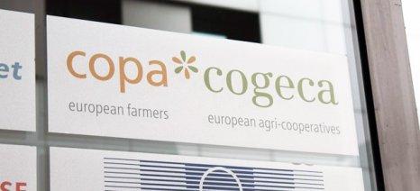 Ποσόστωση εισαγωγών οπωροκηπευτικών ζητούν οι Copa-Cogeca