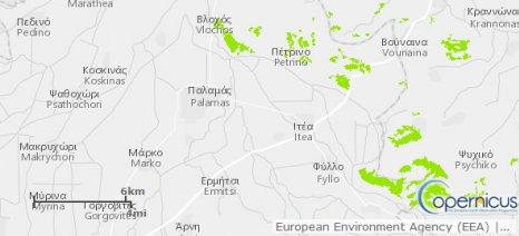 Tη χρήση διαστημικής τεχνολογίας για τους επιτόπιους ελέγχους των χωραφιών εξετάζει η Κομισιόν