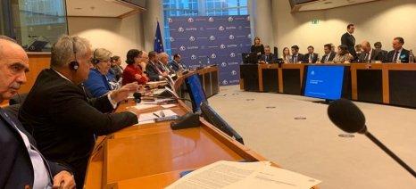"""Επίσημη """"πρώτη"""" για το Σήμα Ευρωπαϊκού Βάμβακος «EUCOTTON» στις Βρυξέλλες"""