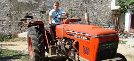 Το 50% των οικογενειακών αγροτικών εκμεταλλεύσεων στην Κροατία έχουν μέχρι 10 στρέμματα