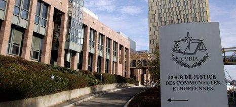 Απορρίφθηκε η προσφυγή της Ελλάδας στο Ευρωπαϊκό Δικαστήριο για καταλογισμούς 94,5 εκατ. ευρώ από το ΠΑΑ 2000-2006