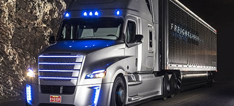 Έρχονται τα έξυπνα φορτηγά