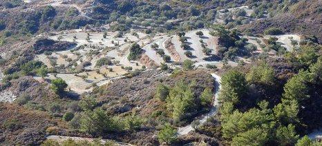 Ολοκληρώθηκε η ανάρτηση των δασικών χαρτών στο 35% της έκτασης και σε 34 δασαρχεία