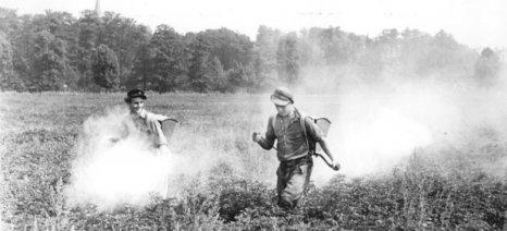 DDT: Το γεωργικό φάρμακο που αγαπήσαμε να... μισούμε θα απαγορευτεί εντελώς το 2017