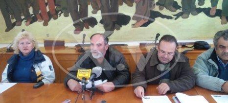 """Μπλόκο διαμαρτυρίας από τους αγρότες στα Χανιά, στη θέση """"Μεγάλα Χωράφια"""" από 23 Ιανουαρίου"""