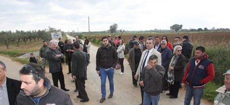 Μία μονάδα επεξεργασίας ζωικών υποπροϊόντων έχει ξεσηκώσει τους κατοίκους των Λεχαινών