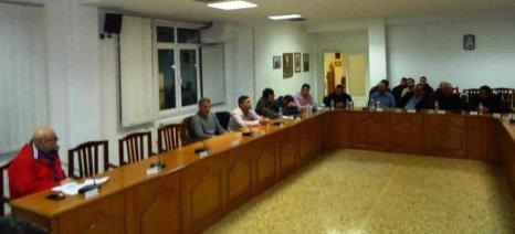 Εν αναμονή συνάντησης με Αραχωβίτη οι αμβυκούχοι του Τυρνάβου