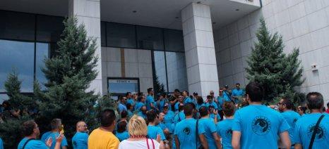Το Δικαστήριο της Καβάλας «έδωσε» κι άλλον χρόνο στην ELFE να μην αποζημιώσει τους δικαιωμένους απολυμένους