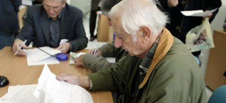 Μαζικά προσέρχονται πλέον οι αγρότες της Ροδόπης στους 8 φορείς υποβολής των δηλώσεων ΟΣΔΕ