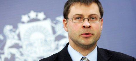 Ντομπρόβσκις: Μπορεί να επιτευχθεί συμφωνία σε τεχνικό επίπεδο