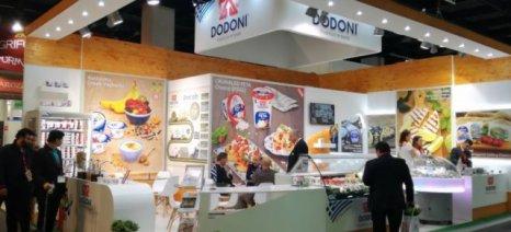 Νέα τυροκομικά προϊόντα παρουσίασε στην Anuga η Δωδώνη