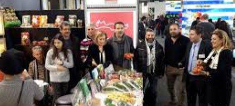 Τα κρητικά φρούτα ταξίδεψαν στο Βερολίνο στο πλαίσιο της Fruit Logistica