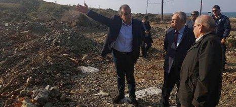 Δραγασάκης: 300.000 ευρώ από τον ΕΛΓΑ για τις ζημιές αγροτών και κτηνοτρόφων στη Σαμοθράκη