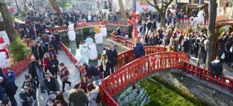 Χιλιάδες κόσμου επισκέπτονται και φέτος την Ονειρούπολη
