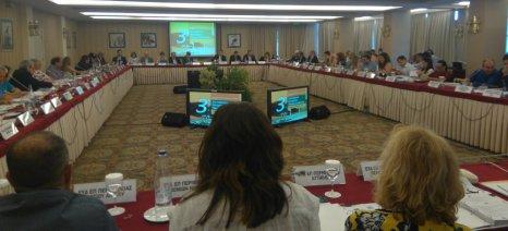 Επίσπευση για όλα τα μέτρα του Προγράμματος Αγροτικής Ανάπτυξης ζήτησε από τους υπηρεσιακούς ο Αποστόλου