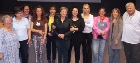 Ενημερωτικό τριήμερο για την κοινωνική οικονομία ολοκληρώθηκε στο Ασβεστοχώρι