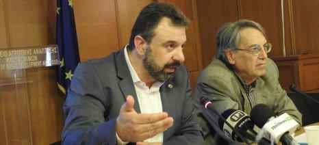 Εγκρίνονται για χρηματοδότηση 32 εγγειοβελτιωτικά έργα σε όλη την Ελλάδα