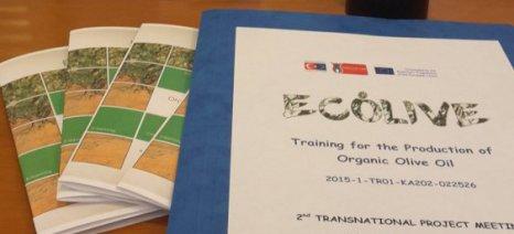 ECOLIVE: Πρόγραμμα ψηφιακής εκπαίδευσης στο βιολογικό ελαιόλαδο με τη συμμετοχή του ΕΑΣ Κεφαλληνίας