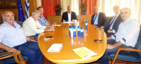 Βορίδης: Την εθνική στρατηγική για το ελαιόλαδο πρέπει να τη χαράξει η Διεπαγγελματική