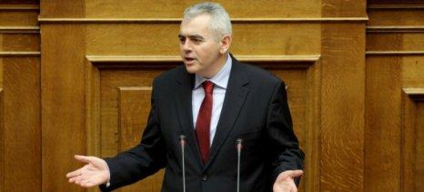 Χαρακόπουλος: Να μην χαθεί η συνδεδεμένη στο βαμβάκι