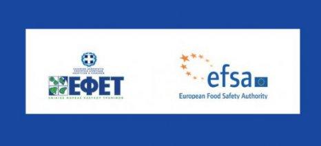 Ο ΕΦΕΤ και η EFSA δεν πιστοποιούν ούτε εγκρίνουν τρόφιμα