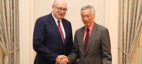 Από 21 Νοεμβρίου τίθεται σε ισχύ η εμπορική συμφωνία Ε.Ε.-Σιγκαπούρης - Τι προβλέπει για τα προϊόντα ΠΟΠ