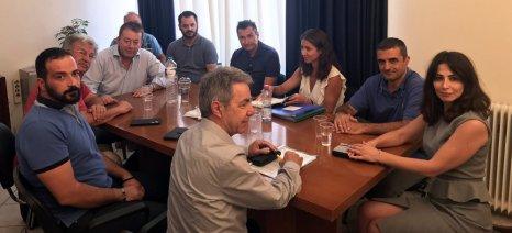 Τροποποιήθηκε η απόφαση για τα Σχέδια Βελτίωσης, ώστε να διευκολυνθεί η επιλεξιμότητα των ελληνικών μηχανημάτων