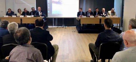 Σύσκεψη στο Ηράκλειο για την κλιματική αλλαγή και τη λειψυδρία – οι επιπτώσεις στην ύδρευση στην Κρήτη