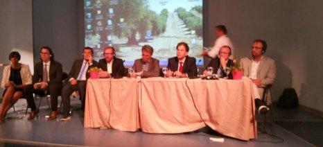 Εκδήλωση για την προώθηση των προϊόντων με γεωγραφική ένδειξη πραγματοποίησε το υπουργείο τη Δευτέρα