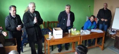 Σε αναδασμούς με δικούς της πόρους προχωρά η Π.Ε. Φλώρινας - Έγιναν οι εκλογές για τα λαϊκά μέλη στις επιτροπές