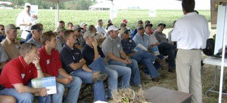 Τις προδιαγραφές των εκπαιδευτικών προγραμμάτων των νέων γεωργών καθορίζει απόφαση του υπουργείου