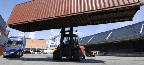 Ενισχυμένες κατά 4,6% οι εξαγωγές προς τη Γερμανία το 2018
