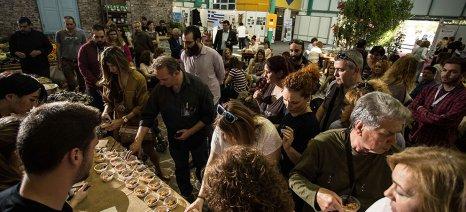 Μεγάλη ήταν η συμμετοχή των επισκεπτών στην Παγκρήτια Αγροκτηνοτροφική Έκθεση Αρκαλοχωρίου