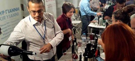 Μέχρι τις 20 Αυγούστου θα πρέπει να έχουν ολοκληρωθεί οι δράσεις προώθησης κρασιού για το 2016