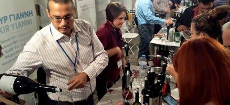 Έχουν εγκριθεί από το ΥΠΑΑΤ 34 προτάσεις ύψους 10,5 εκατ. ευρώ για προώθηση του ελληνικού κρασιού σε τρίτες χώρες
