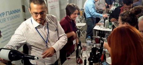 Μείωση της καταγεγραμμένης κατανάλωσης κρασιού στην Ελλάδα κατά 2,86%