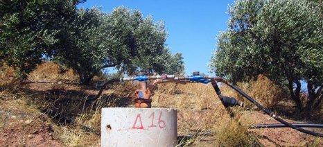 Υφάλμυρο το νερό πολλών παράκτιων γεωτρήσεων στην Κρήτη