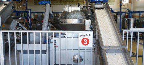 Ακόμα και τα ελαιουργεία στην Ιορδανία εκσυγχρονίζονται σύμφωνα με τις νέες τεχνολογίες