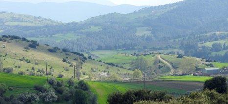 Στο 82,2% επί της συνολικής έκτασης οι αγροτικές περιοχές στην Ελλάδα - στο 52% ο μέσος όρος στην Ε.Ε.