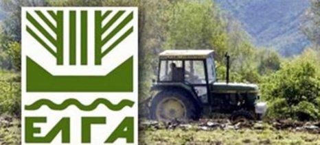 Πάνω από 2.400 αιτήσεις αποζημίωσης σε εκκρεμότητα από τον ΕΛΓΑ  για παραγωγούς της Δυτ. Ελλάδας