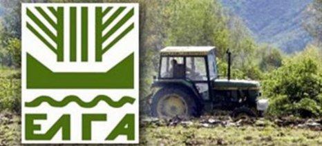 Βάσει των δηλώσεων ΟΣΔΕ οι αλλαγές στην δήλωση καλλιέργειας για τον ΕΛΓΑ