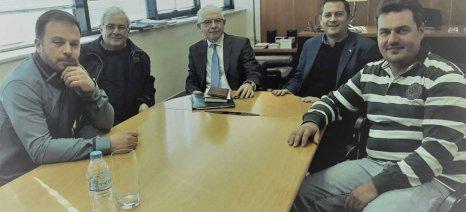 Θ. Βασιλόπουλος: Πάγιο αίτημα ο συμψηφισμός αγροτικών ασφαλιστικών εισφορών με αποζημιώσεις