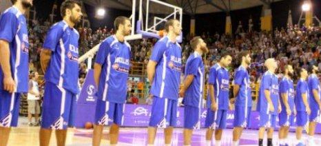 Αυτή είναι η 12άδα της εθνικής για το Ευρωμπάσκετ