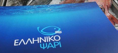 """Επενδύει στην καθιέρωση του σήματος """"Fish from Greece-Ελληνικό Ψάρι"""" η Ελληνική Οργάνωση Παραγωγών Υδατοκαλλιέργειας"""
