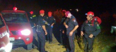 Αγρότης έπεσε σε λιμνοδεξαμενή και πνίγηκε
