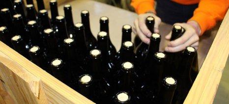 Επιστρέφει στα κανονικά επίπεδα η ευρωπαϊκή παραγωγή κρασιού