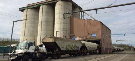 Η απεργία στα γαλλικά τρένα προκαλεί ανησυχία στους Γάλλους παραγωγούς δημητριακών