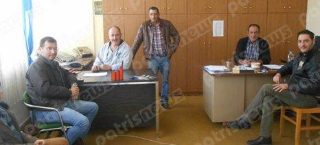 Ενημέρωση παραγωγών στην Ηλεία για τις δυνατότητες του Εδαφολογικού Εργαστηρίου Αμαλιάδας