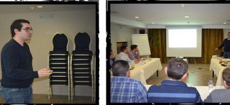 Εκπαίδευση στην σύγχρονη διαχείριση ζωικού κεφαλαίου από την Ένωση Αγρινίου